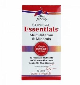 TERRY NATURALLY CLINICAL ESSENTIALS MULTI-VITAMIN & MINERALS 60 TB