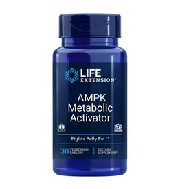 LIFE EXTENSION AMPK METABOLIC ACTIVATOR 30 TB