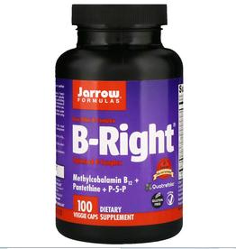 JARROW FORMULAS B-RIGHT (COMPLEX) 100 CP