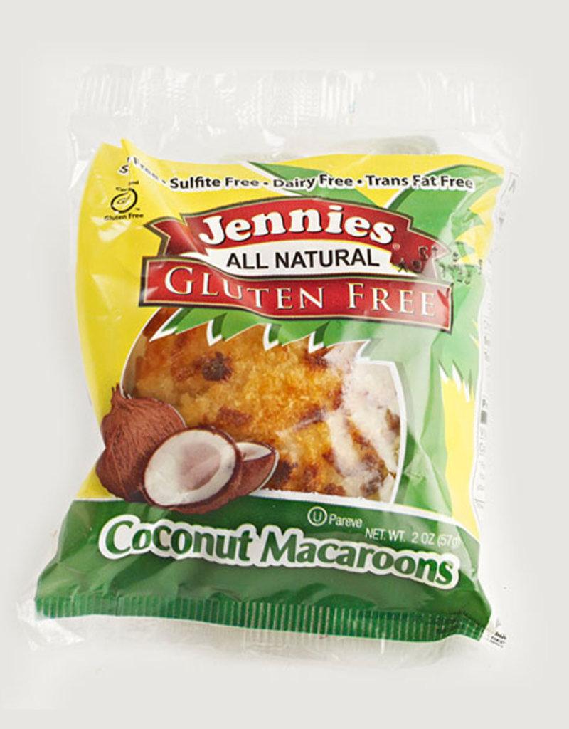 JENNIES MACAROON COCONUT 2OZ (m24)