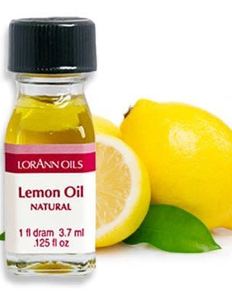 LORANN OILS LEMON OIL, NATURAL 1 FL DR (m12) [s61/r355] (di)