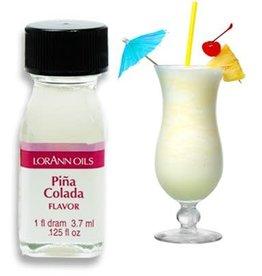 LORANN OILS PINA COLADA FLAVOR 1 FL DR (m12) [s85/r88] (di)