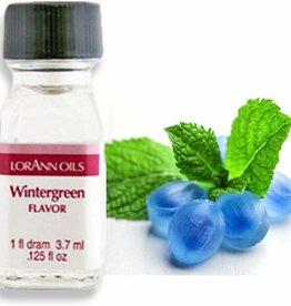 LORANN OILS WINTERGREEN FLAVOR 1 FL DR (m12) [s150/r88] (di)