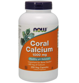 NOW FOODS CORAL CALCIUM 1000MG