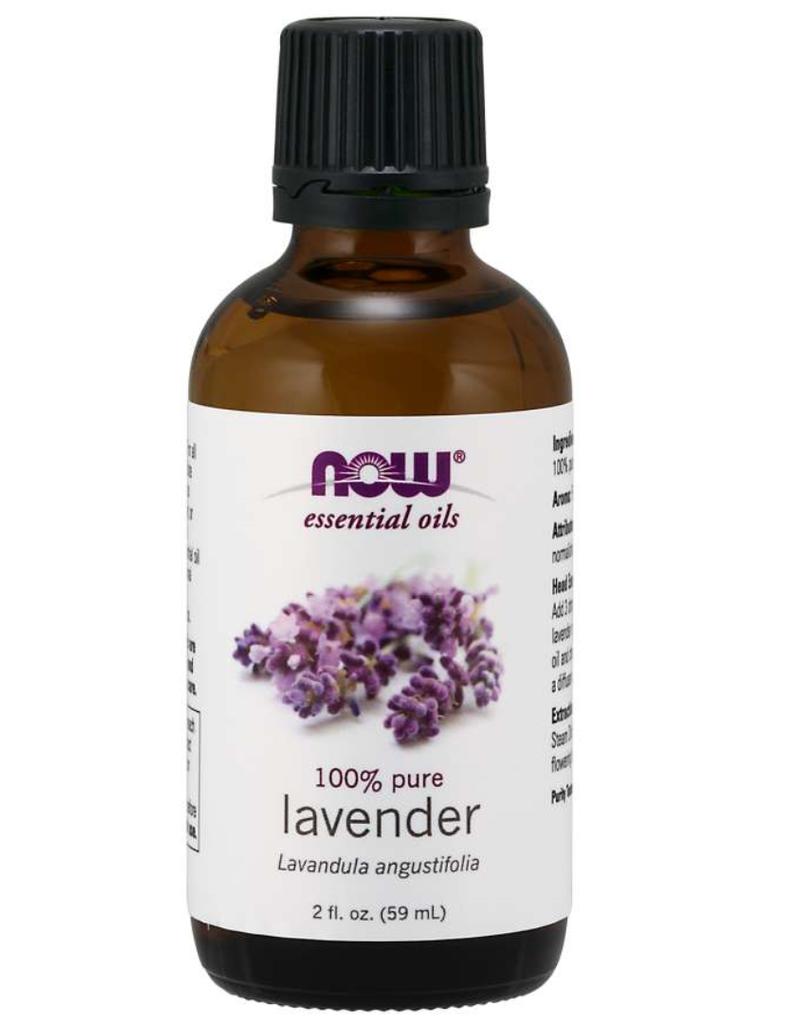 NOW FOODS ESSENTIAL OIL, LAVENDER 2 FO(Lavandula angustifolia)