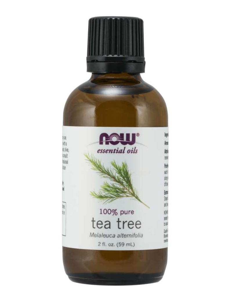 NOW FOODS ESSENTIAL OIL, TEA TREE 2 FO