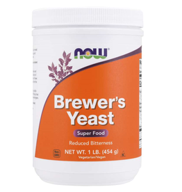 NOW FOODS BREWERS YEAST PW 1 LB
