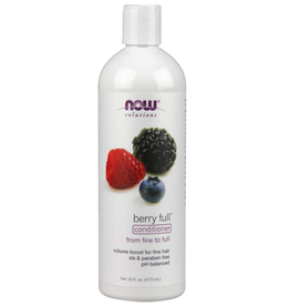 NOW FOODS CONDITIONER, BERRY FULL 16 OZ
