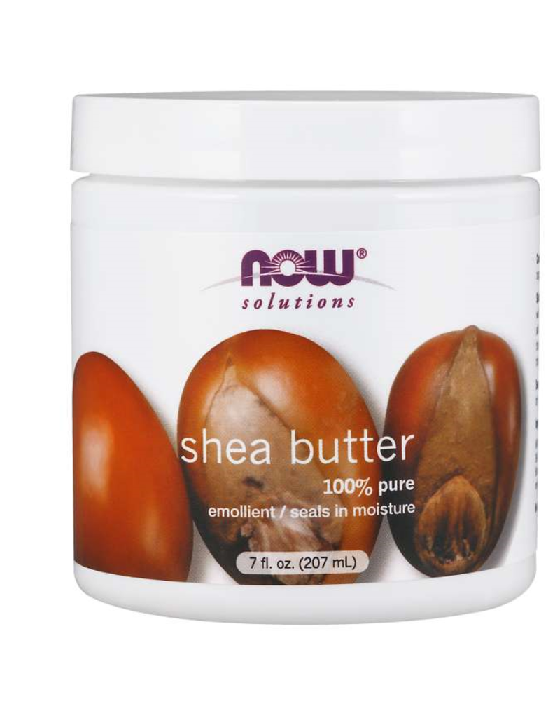 NOW FOODS SHEA BUTTER 7OZ