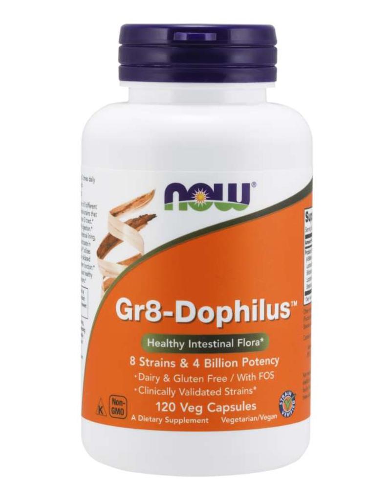NOW FOODS GR-8 DOPHILUS