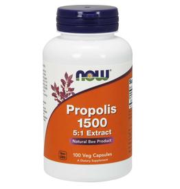 NOW FOODS PROPOLIS 1500 300MG 100CAPS