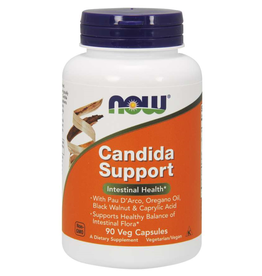 NOW FOODS CANDIDA SUPPORT 90VC