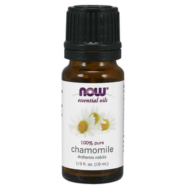 NOW FOODS ESSENTIAL OIL, CHAMOMILE 1/3 FO