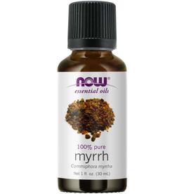 NOW FOODS ESSENTIAL OIL, MYRRH 1 OZ