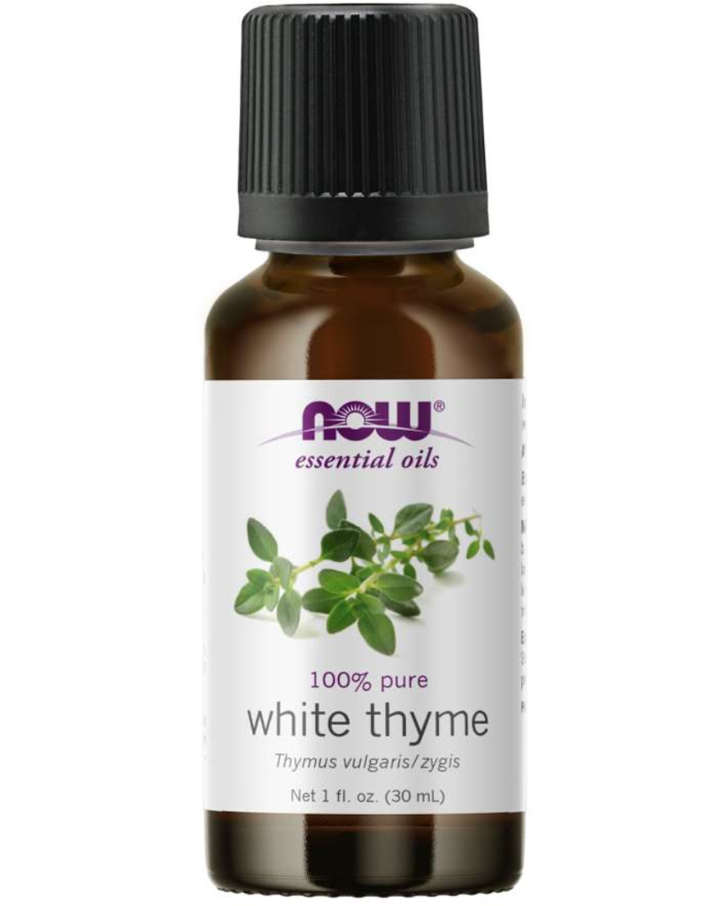 NOW FOODS ESSENTIAL OIL, WHITE THYME 1 FO