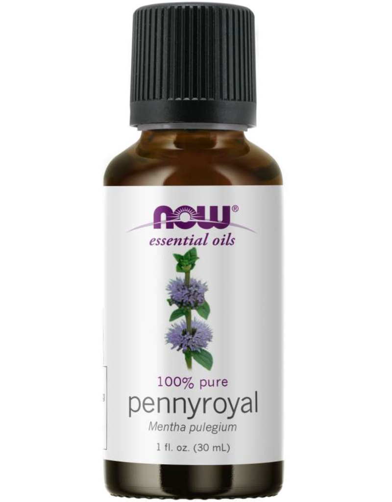 NOW FOODS ESSENTIAL OIL, PENNYROYAL 1 FO