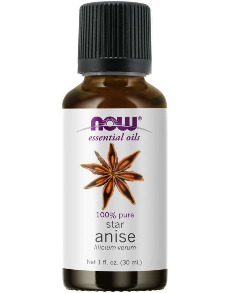 NOW FOODS ESSENTIAL OIL, ANISE 1 FO