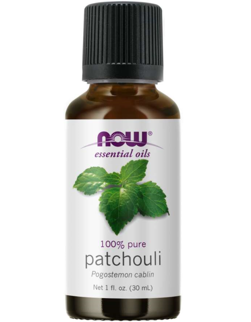 NOW FOODS ESSENTIAL OIL, PATCHOULI 1 FO