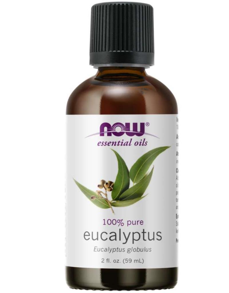 NOW FOODS ESSENTIAL OIL, EUCALYPTUS 2 FO
