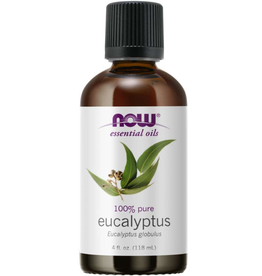 NOW FOODS ESSENTIAL OIL, EUCALYPTUS 4 FO