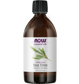 NOW FOODS ESSENTIAL OIL, TEA TREE 16 FO-SO ONLY