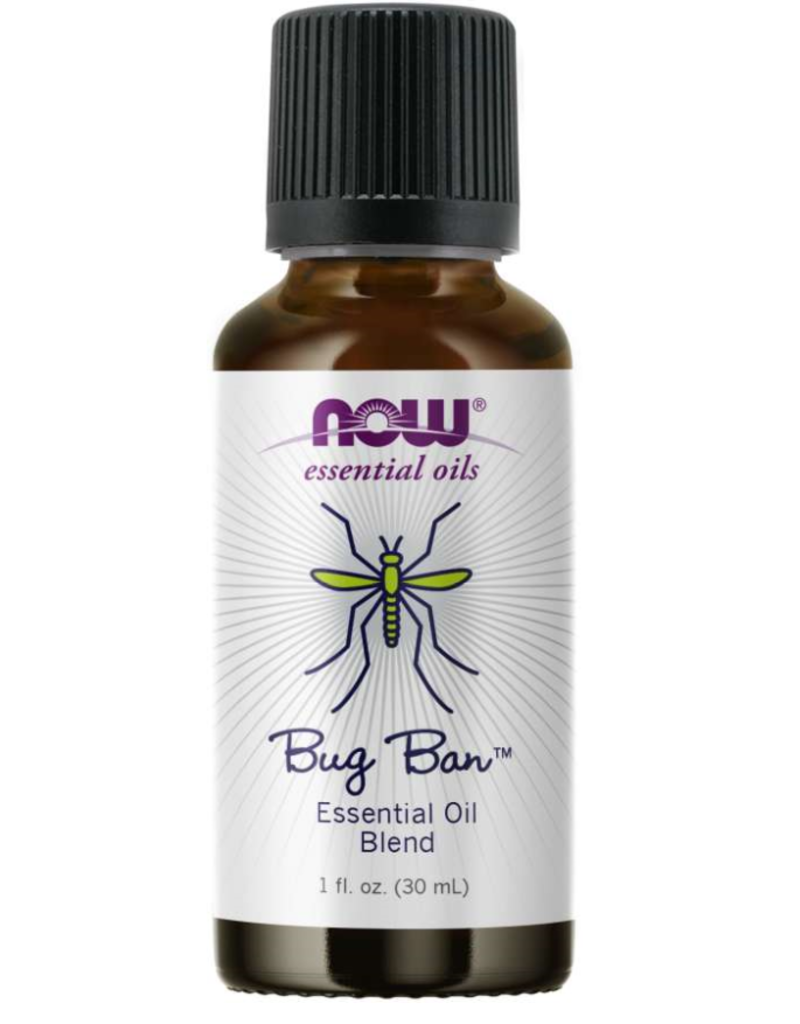 NOW FOODS ESSENTIAL OIL, BUG BAN 1 FO
