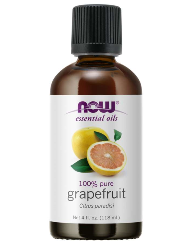 NOW FOODS ESSENTIAL OIL, GRAPEFRUIT 4 FO