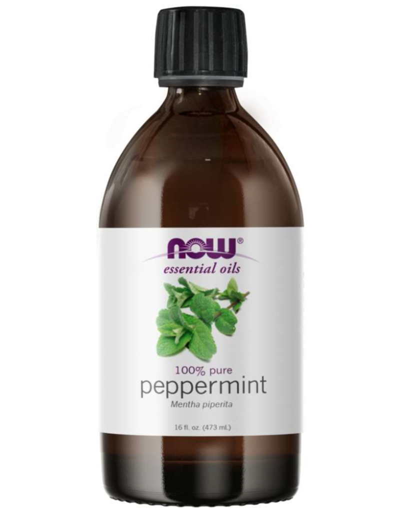 NOW FOODS ESSENTIAL OIL, PEPPERMINT OIL 16 OZ