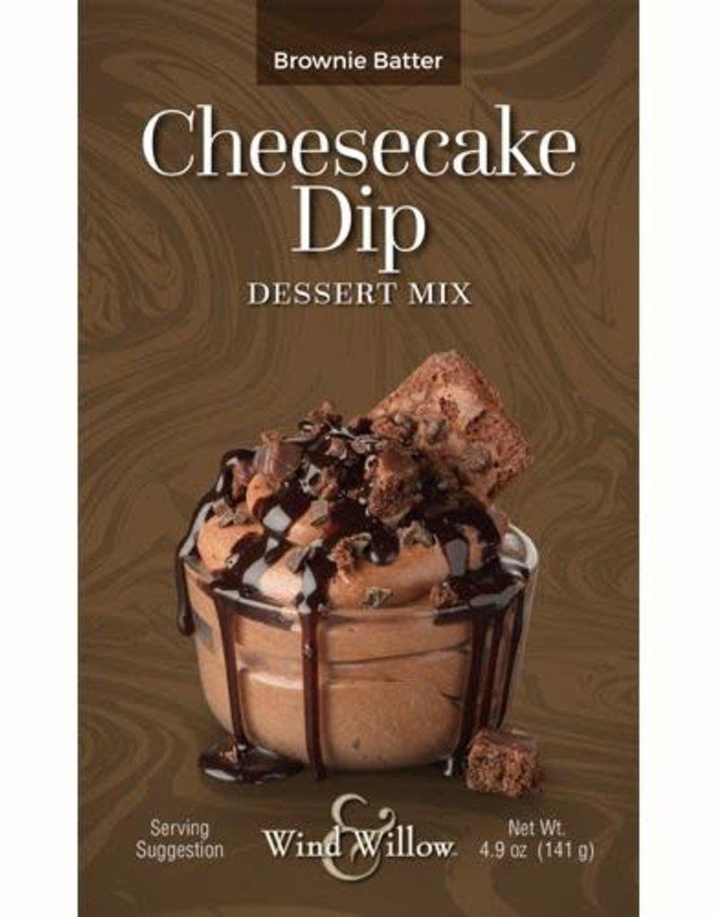 DIP MIX, BROWNIE BATTER CHEESECAKE [s193/r624] (di)