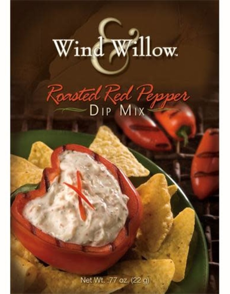 DIP MIX, ROASTED RED PEPPER 0.77 OZ