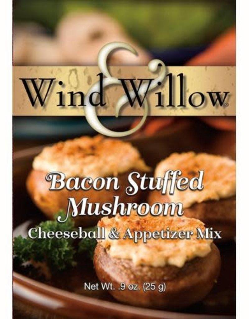 CHEESEBALL & APPETIZER MIX, BACON STUFFED MUSHROOM 0.9 OZ