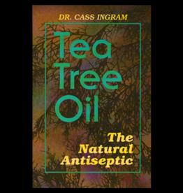 BOOK - TEA TREE OIL- THE NATURAL ANTISEPTIC (INGRAM)