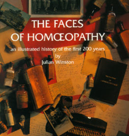 BOOK - THE FACES OF HOMOEOPATHY - J WINSTON