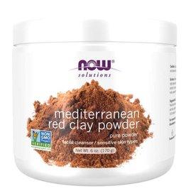 NOW FOODS MEDITERRANEAN RED CLAY POWDER