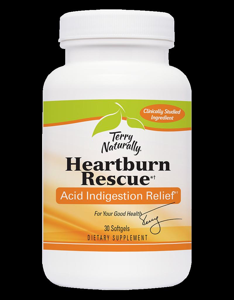 TERRY NATURALLY HEARTBURN RESCUE 30 SG -S