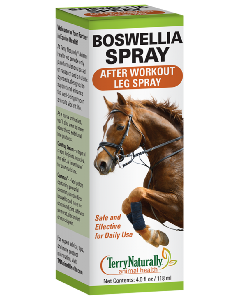 TERRY NATURALLY EQUINE HEALTH BOSWELLIA SPRAY 4 FO -N