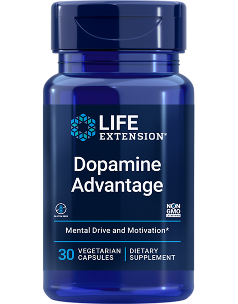LIFE EXTENSION DOPAMINE ADVANTAGE 30 VC -N -S