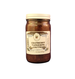 MARI-MANN CRANBERRY TANGERINE CHUTNEY 10.5 OZ (dil12)