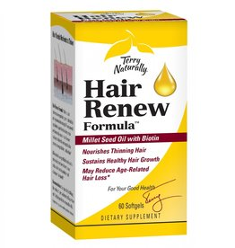 TERRY NATURALLY HAIR RENEW FORMULA (MILASAN) 60 SG - S
