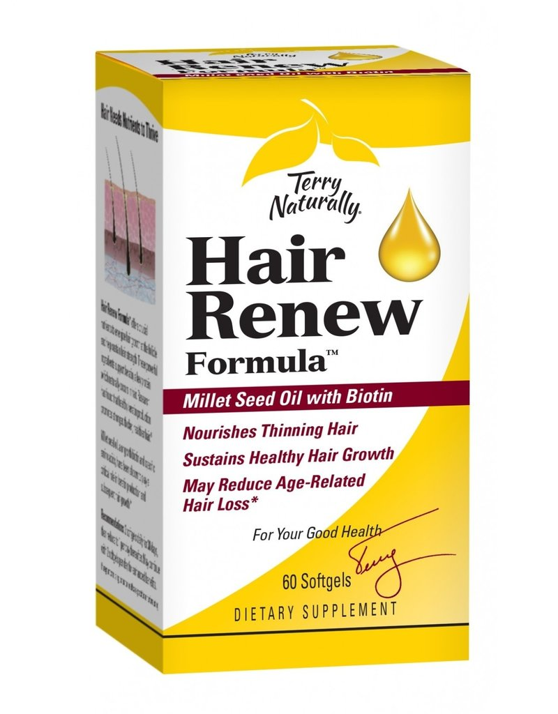 TERRY NATURALLY HAIR RENEW FORMULA (MILASAN) 60 SG -S