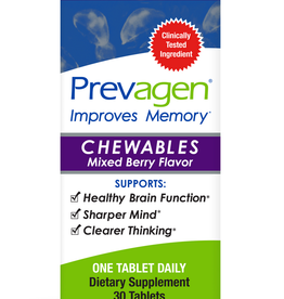 PREVAGEN PREVAGEN 10 MG 30 CHW MIXED BERRY (m6) [ACTIVE]