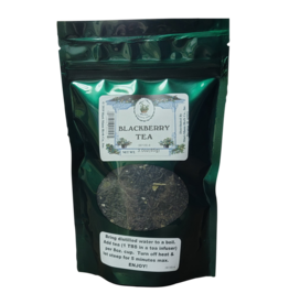MARI-MANN TEA, BLACKBERRY (BLACK)