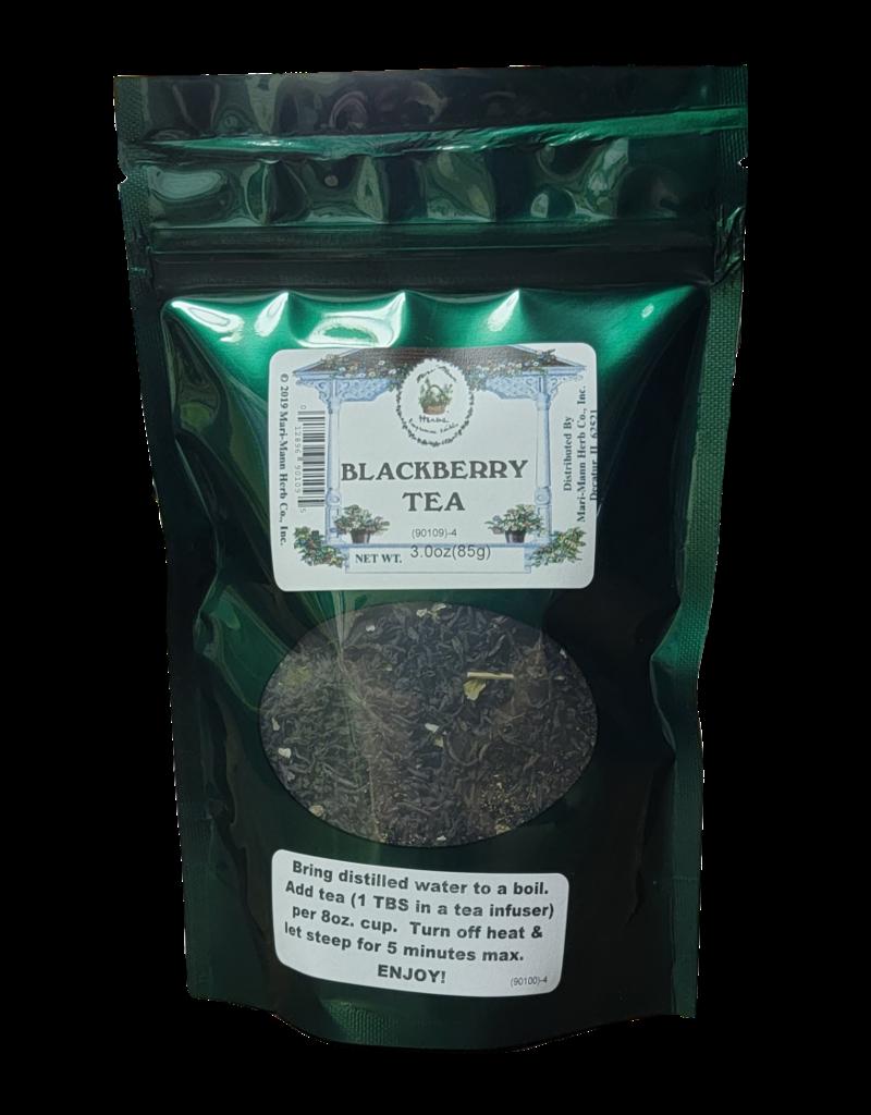MARI-MANN TEA, BLACKBERRY