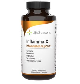 INFLAMMA-X  INFLAMMATION SUPPORT 60 CP (FULL SIZE) -BO