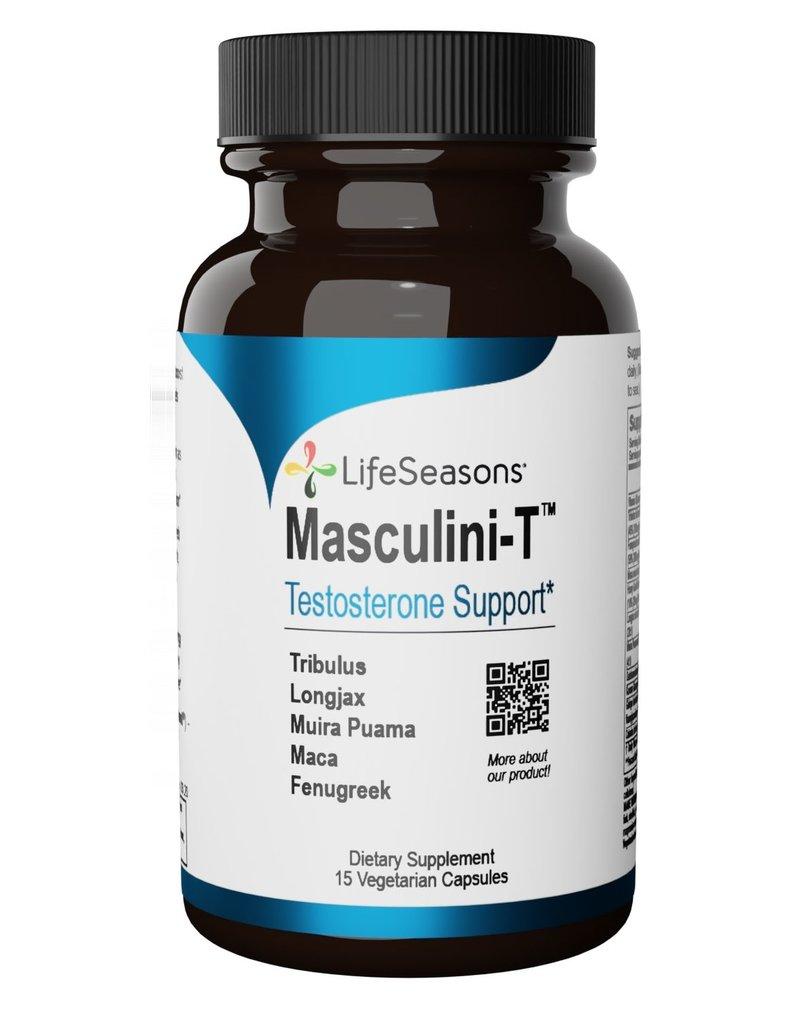 MASCULINI-T TESTOSTERONE SUPPORT