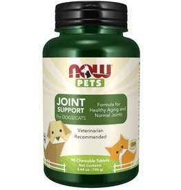 NOW FOODS PET, JOINT SUPPORT 90 LZ