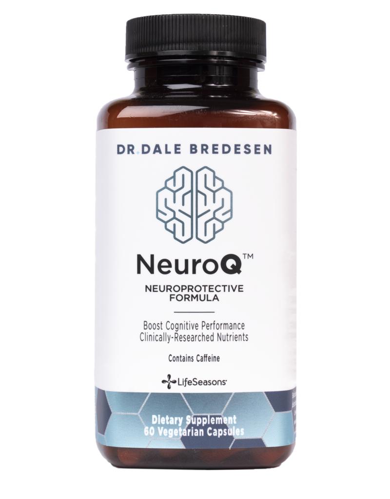 NEUROQ 60 VC - DR DALE BREDESEN