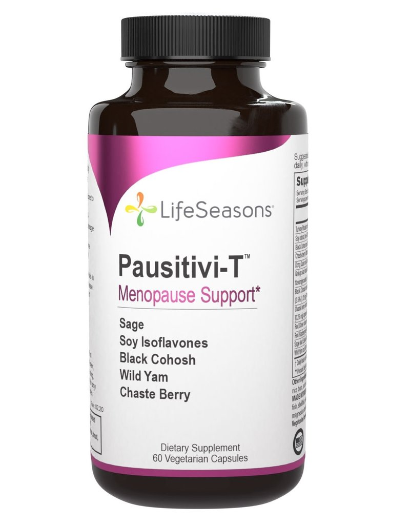 PAUSITIVI-T MENOPAUSE SUPPORT 60 CP (FULL SIZE) -BO