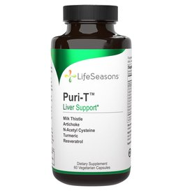 PURI-T  LIVER SUPPORT 60 CP (FULL SIZE) -BO