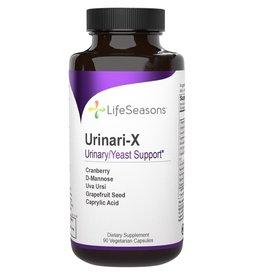 URINARI-X URINARY / YEAST SUPPORT 90 CP (FULL SIZE)